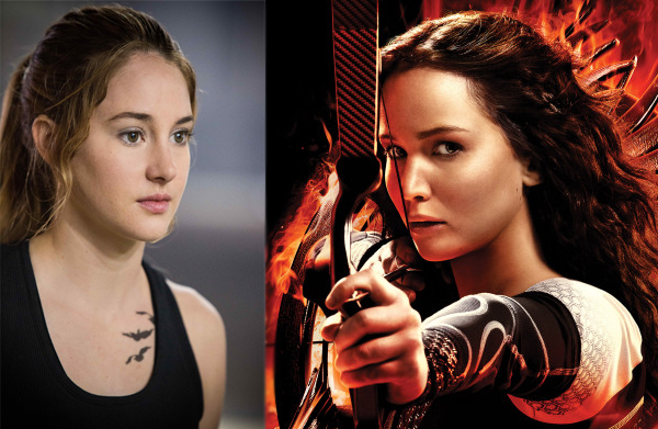 How Divergent and The Hunger Games Did It Right and Twilight Did It Wrong
