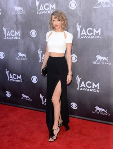 Taylor Swift looked amazing, this was the perfect outfit for the event. A++ Tay, you go girl.